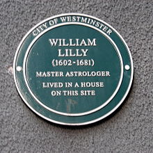 Lilly plaque